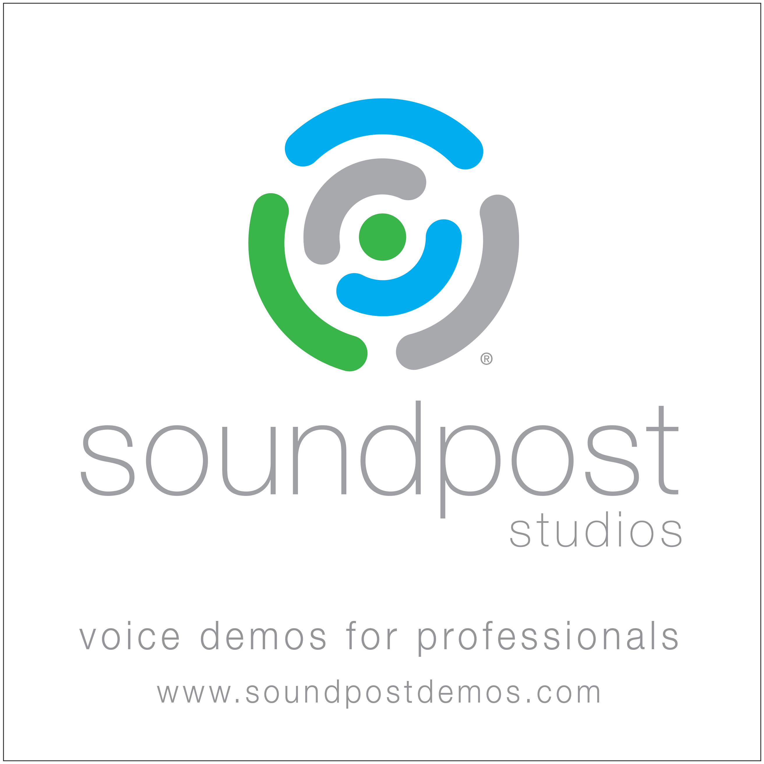 Sound Post Demos